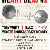 Heart Beat #02 – Featuring DJ Toby White from Bangkok