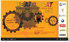 Heart Beat Turns 1 – Presenting Gregor Welz