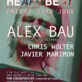 Goethe + Heart Beat Feat. ALEX BAU