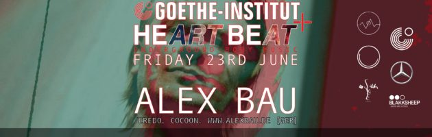HB Alert – ALEX BAU The Bavarian Techno Machine