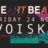 VOISKI (LIVE & DJ) BROUGHT TO YOU BY INSTITUT FRANÇAIS + HEART BEAT