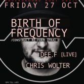 Heart Beat Presents Birth of Frequency