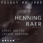 Heart Beat reunites w. HENNING BAER// Grounded Theory, ManHigh