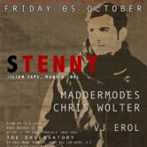 Heart Beat Presents Stenny//Ilian Tape [Munich, DE]