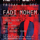Heart Beat Presents Fadi Mohem // WERK [GER]