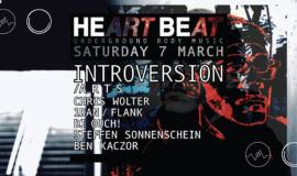 Heart beat presents Introversion